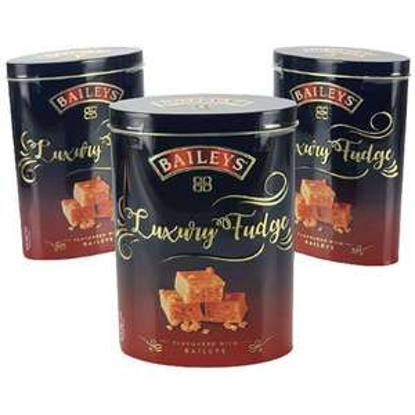 Bailey's Luxury Fudge 250g Best before 06 Jul 22 for £2 delivered at Yankee Bundles,