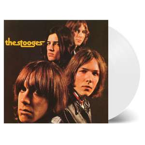 The Stooges - The Stooges (Limited Edition White Vinyl - Only 1000 Produced) DOUBLE Gatefold Vinyl LP 180G £18.47 + £2.99 NP @ Amazon