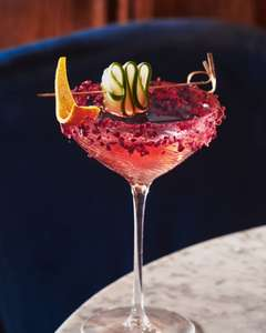 Bill's Gin Twist Cocktail for £1.99 when buying a main meal @ Bill's Restaurant