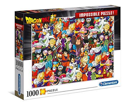 Clementoni: Dragon Ball Super 1000 Piece Jigsaw Puzzle - £3.81 Prime / £7.26 Non Prime at Amazon
