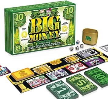 Big Money Board Game - £3.95 Prime (+£4.49 Non-Prime) @ Amazon