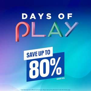 Days of Play - Ghost of Tsushima £22.34 Days Gone £8.51 Spider-Man Miles Morales £28.58 Sackboy £35.75 + More @ PlayStation PSN Indonesia