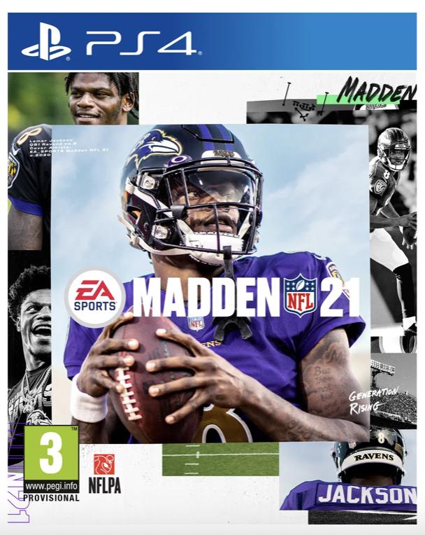 Madden NFL 21 (PlayStation 4) - £15 (UK Mainland) @ AO
