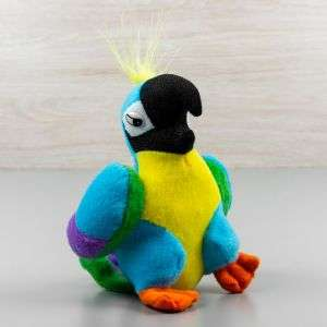 Not So Pretty Polly Colourful Swearing Parrot Now £2.97 Free click & collect or £3.99 delivery @ Menkind