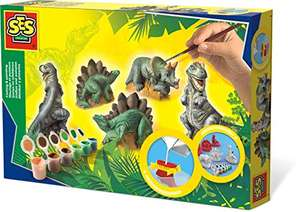SES Creative : Casting and Painting Dinosaurs £4.97 prime / £9.46 nonPrime at Amazon