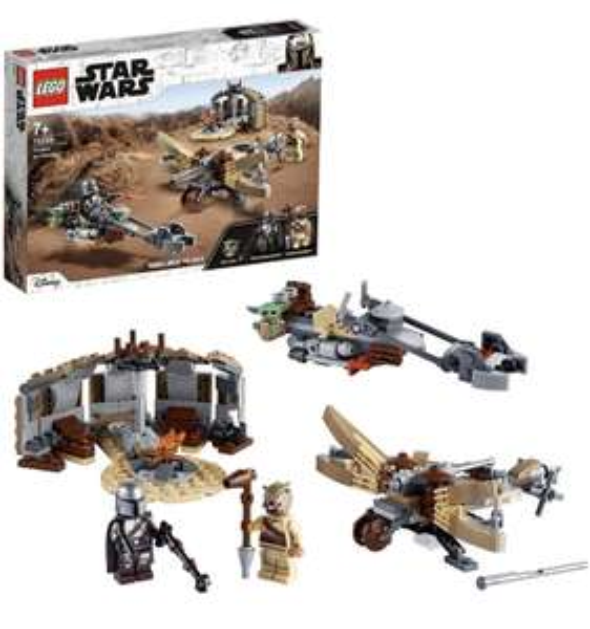 Lego Star Wars 75299 The Mandalorian- Trouble on Tatooine £21 @ Amazon