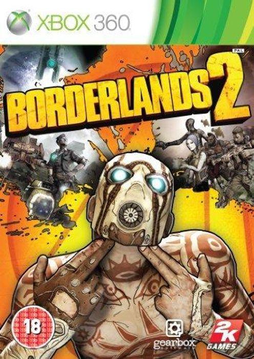 Borderlands 2 xbox 360 - £4.89 @ CDKeys
