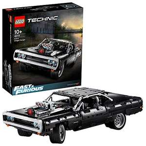 LEGO Technic 42111 Fast & Furious Dom's Dodge Charger £60 delivered at Amazon