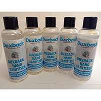 Duxback Hand Sanitiser Gel 100ml (Free Click & Collect) 40p @ Euro Car Parts