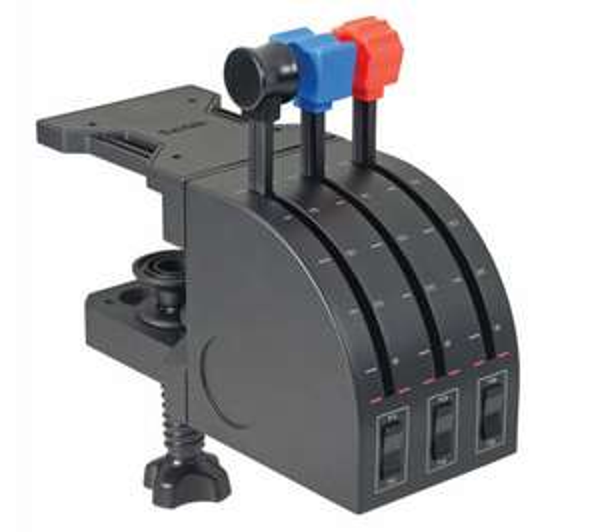 SAITEK PZ45 Pro Flight Throttle Quadrant Flight Controller £44.99 delivered, using code @ Currys PC World