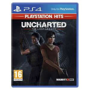 Uncharted: The Lost Legacy / Ratchet & Clank / God of War 3 Remastered / Gran Turismo Sport £7.99 each [PS4] - Click & Collect @ Smyths Toys
