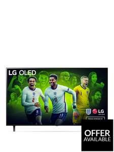 """LG OLED55A16LA 55"""" OLED 4K Ultra HD HDR Smart TV A16 £999 + £6.99 delivery (£899.99 with BNPL code) @ Very"""