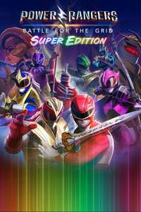 Power Rangers: Battle for the Grid Super Edition inc Collector's Ed, Seasons 1-3 & Street Fighter Pack [Xbox/PC] £27.38 @ Xbox Store Iceland