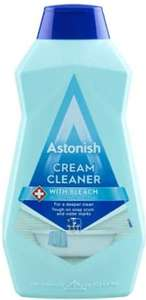 Astonish Deep Cleaner with Bleach 500ml 97p prime / £5.46 non prime or 82p S&S @ Amazon