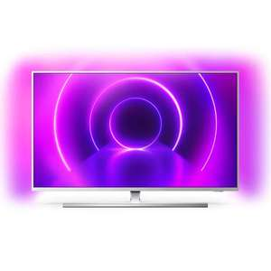 Philips 58PUS8555 58 inch 4K Ultra HD HDR Ambilight Smart LED TV + 6 Year Guarantee - £549 with code @ Richer Sounds