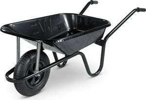 The Contractor Professional - Black Wheelbarrow £103.98 @ wheelbarrows