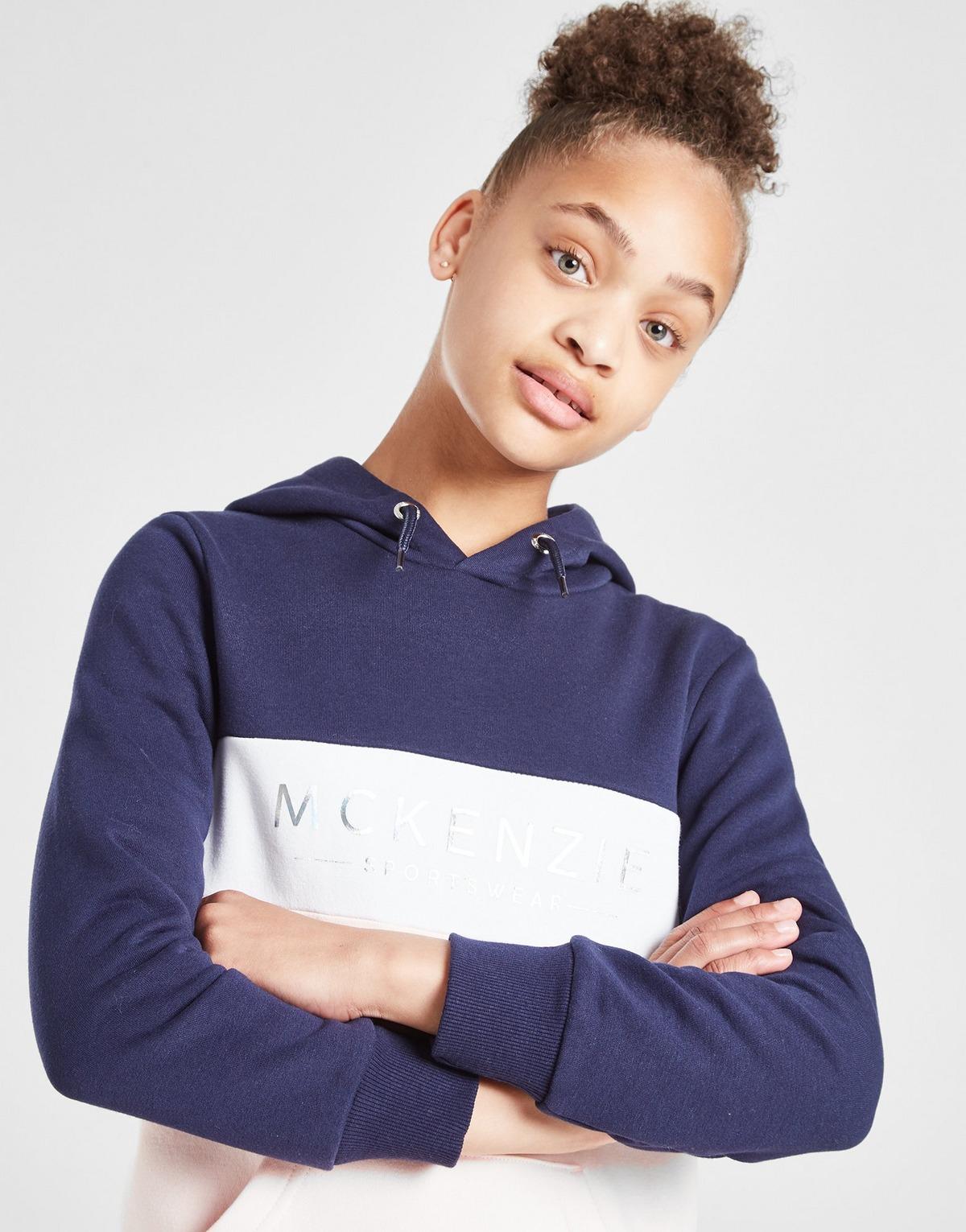 McKenzie Girls' Rio Hoodie Junior £10 free delivery @ JD Sports