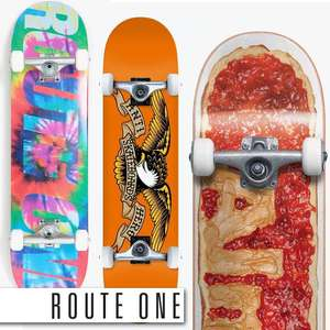 Free Next Working Day Delivery - £30 Min Spend - EG: Route One Complete £44.95 / Almost PB&J Complete £59.95 (UK Mainland) @ Route One