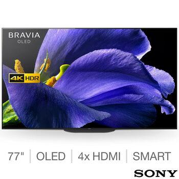 Sony KD77AG9BU 77 Inch OLED 4K Ultra HD Smart TV £2899.99 (Members Only) @ Costco