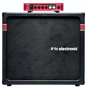 TC Electronic BH800 bass amp head with 4x10 cab £399 at Andertons.co.uk