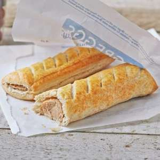 Free Sausage or Vegan Sauasage Roll at Greggs via Stagecoach Rewards