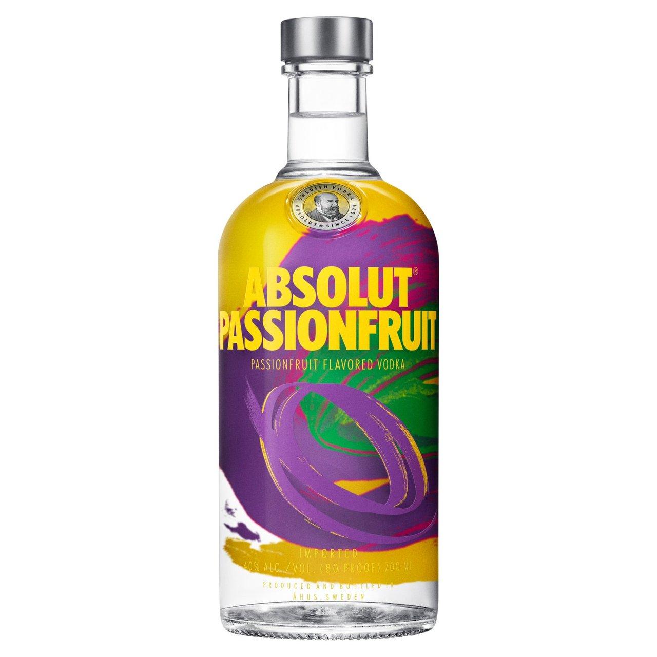 Absolut Passionfruit Vodka 70cl - £16 @ Morrisons