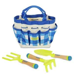 Little Tikes Growing Garden Hand Tools and Bag £9 (Free Click & Collect) @ Argos