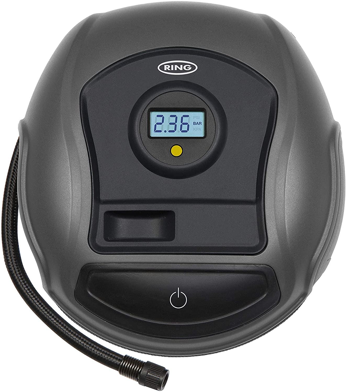 Ring Automotive Ring RTC300 12V Compact Digital, Air Compressor - £16.70 Prime / +£4.49 non Prime @ Amazon