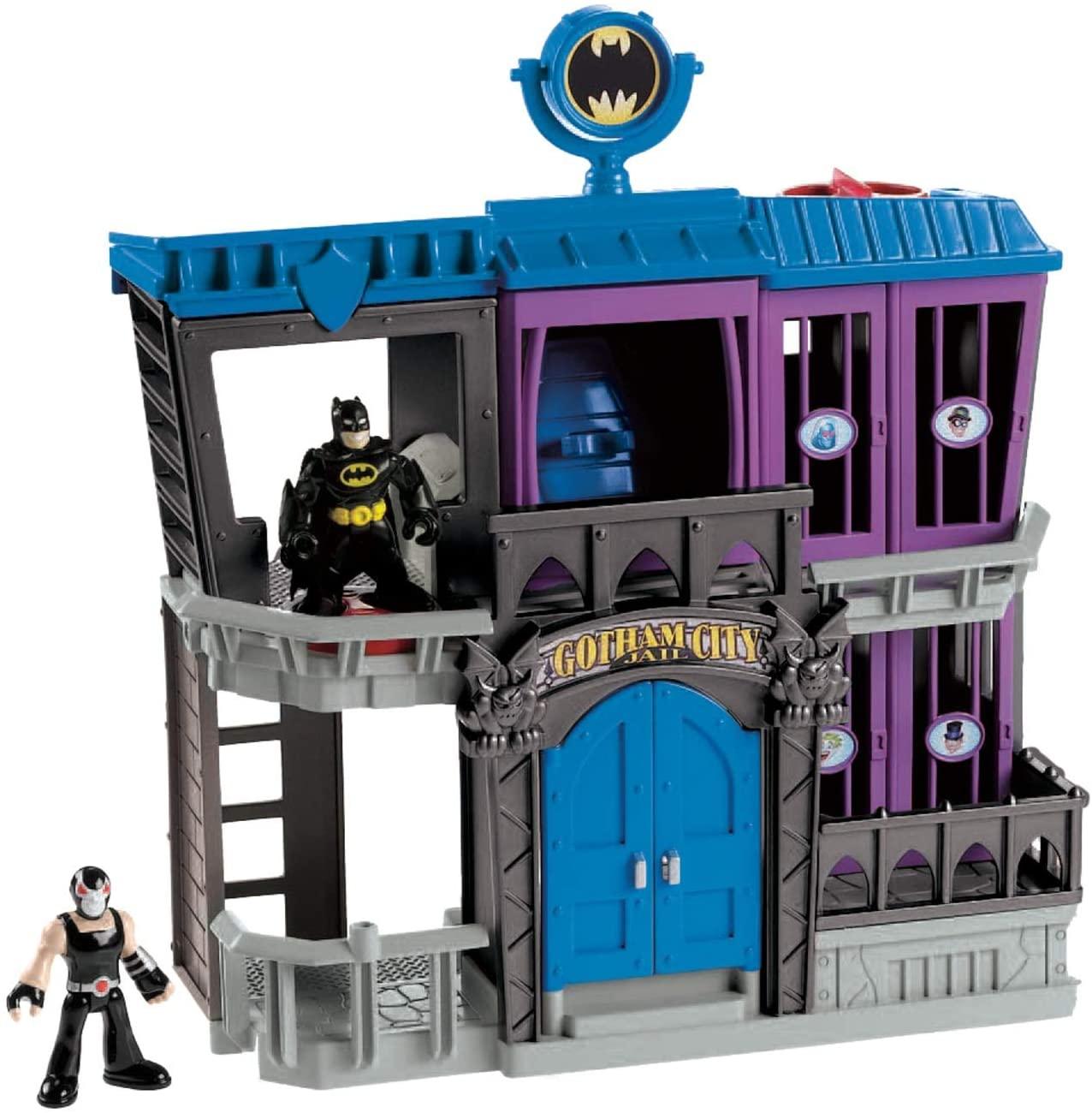 Imaginext DC Super Friends Gotham City Jail with Batman £22.50 (Click & Collect) @ Argos