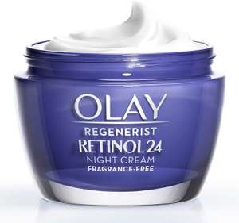 Olay Retinol24 Night Face Moisturiser with Vitamin B3 50ml - £15 delivered @ Superdrug