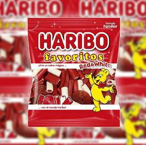 1x Haribo Red & White Favourites Large 270g Pack - £1 delivered @ Yankee Bundles