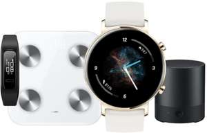 Huawei Watch GT 2 42mm Selected Colours + Choice Of Band 4e / Scales Or Speaker - £99.99 @ Huawei Store UK