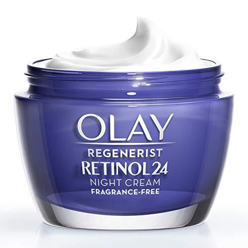 Olay Regenerist Retinol24 Night Face Cream Moisturiser With Retinol and Vitamin B3 50 ml £15 @ Amazon Prime (+£4.49 Non Prime)