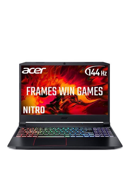 Acer Nitro 5 AN515-55 Gaming Laptop - 15.6 inch FHD, GeForce GTX 1660Ti Graphics, Intel Core i5, 8GB RAM, 512GB SSD £799 @ Very