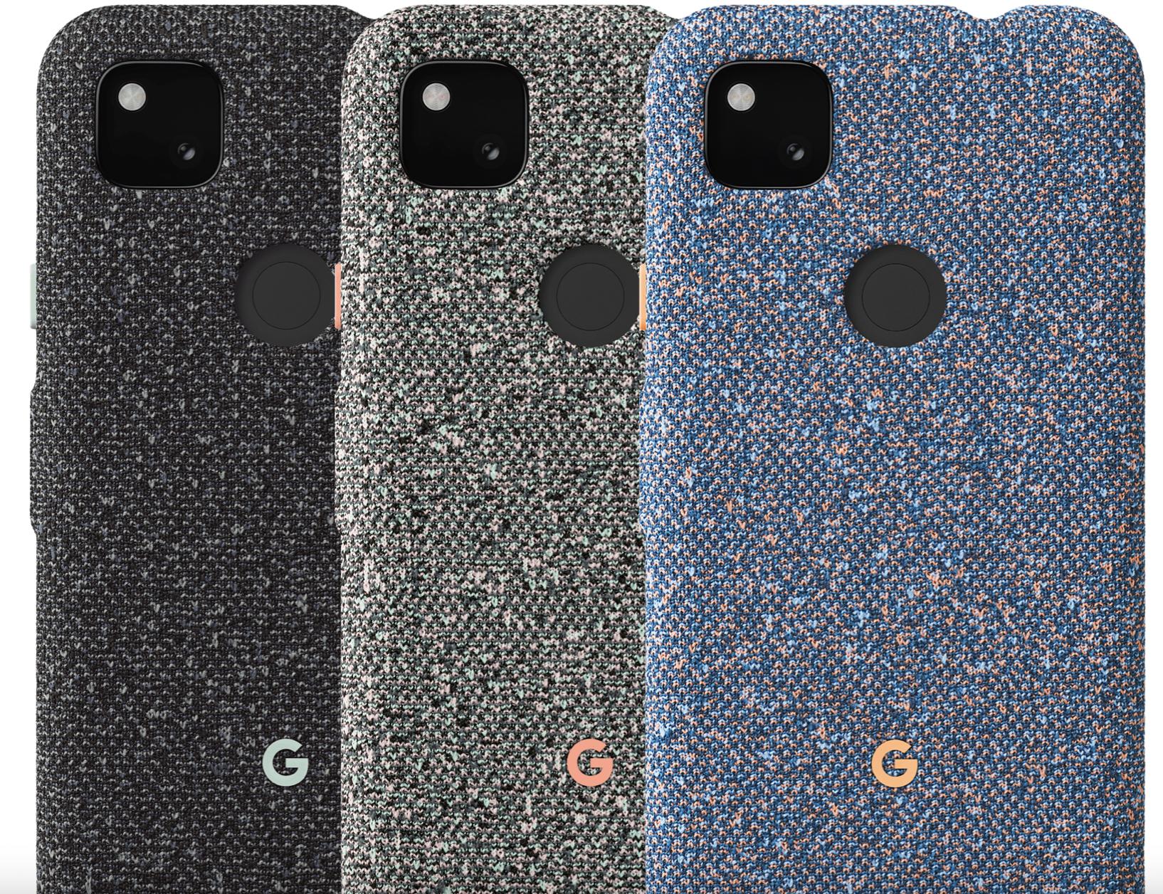 Google pixel 4a genuine fabric case - £17.50 @ Google Store