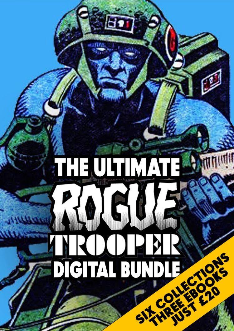 Ultimate Rogue Trooper digital bundle - £20 @ 2000AD Shop