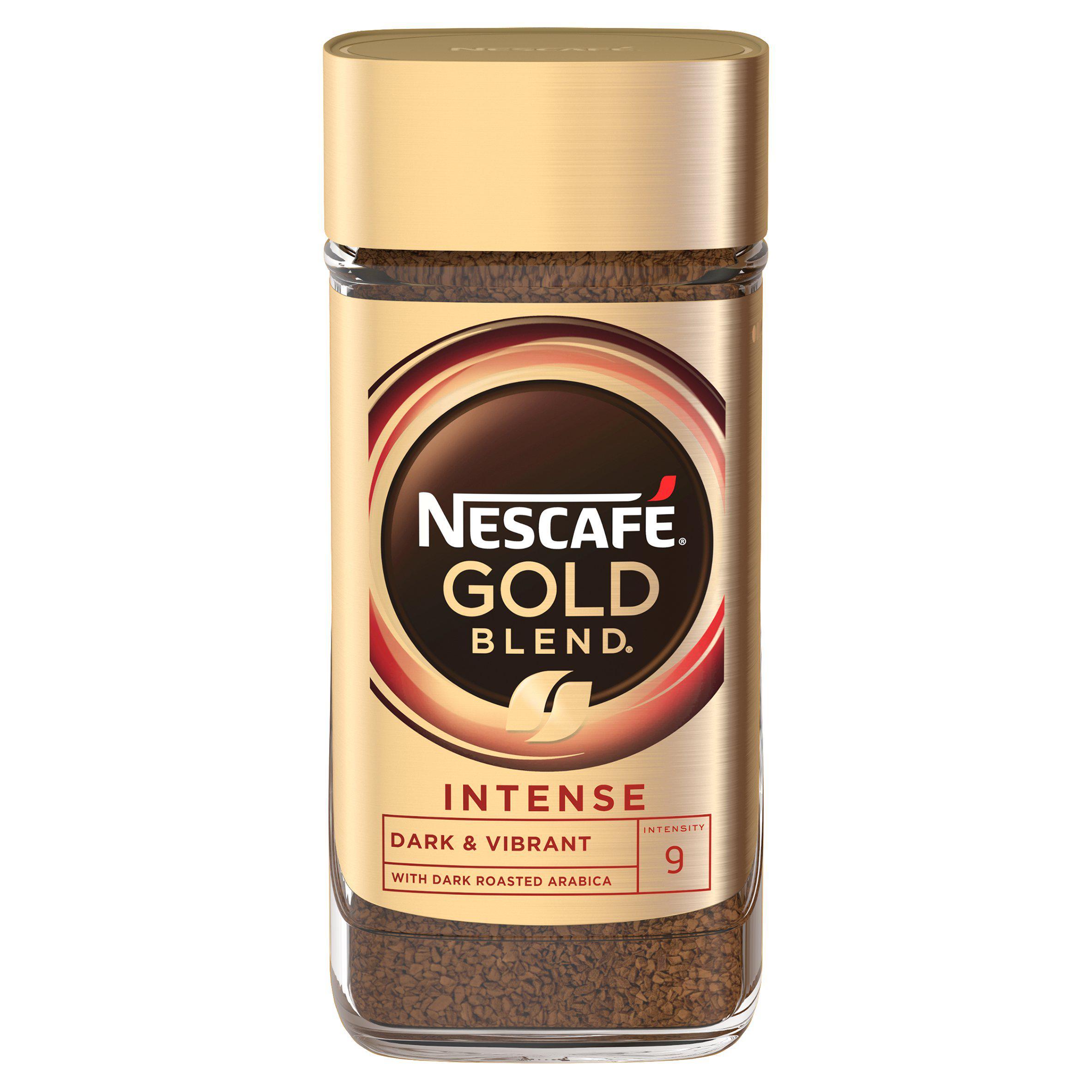 Nescafé Gold Blend Intense Instant Coffee 200g £4 @ Sainsbury's