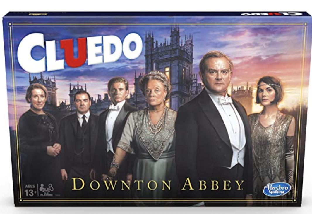 Cluedo board game downton abbey edition - £6.60 (+£4.49 Non-Prime) @ Amazon