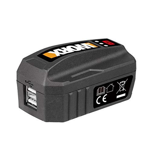 WORX WA4009 USB Adaptor Charger £18.90 (+£4.49 Non Prime) @ Amazon