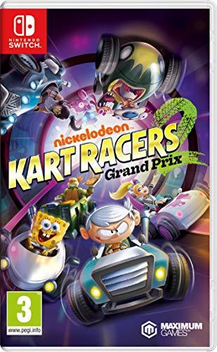 Nickelodeon Kart Racers 2: Grand Prix (Nintendo Switch) - £18.99 Prime // 21.98 Non-Prime @ Amazon