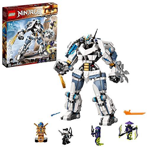 LEGO 71738 NINJAGO Legacy Zane's Titan Mech £43.99 @ Amazon
