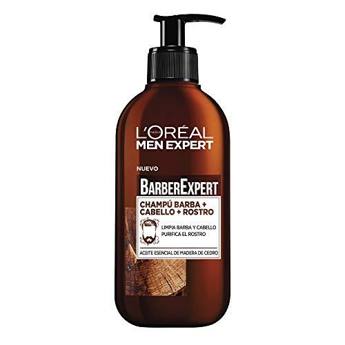 L 'Oréal Men Expert Beard Oil 3-in-1 Shampoo - 2 x 200ml: £3.65 @ Amazon (+£4.49 non prime)