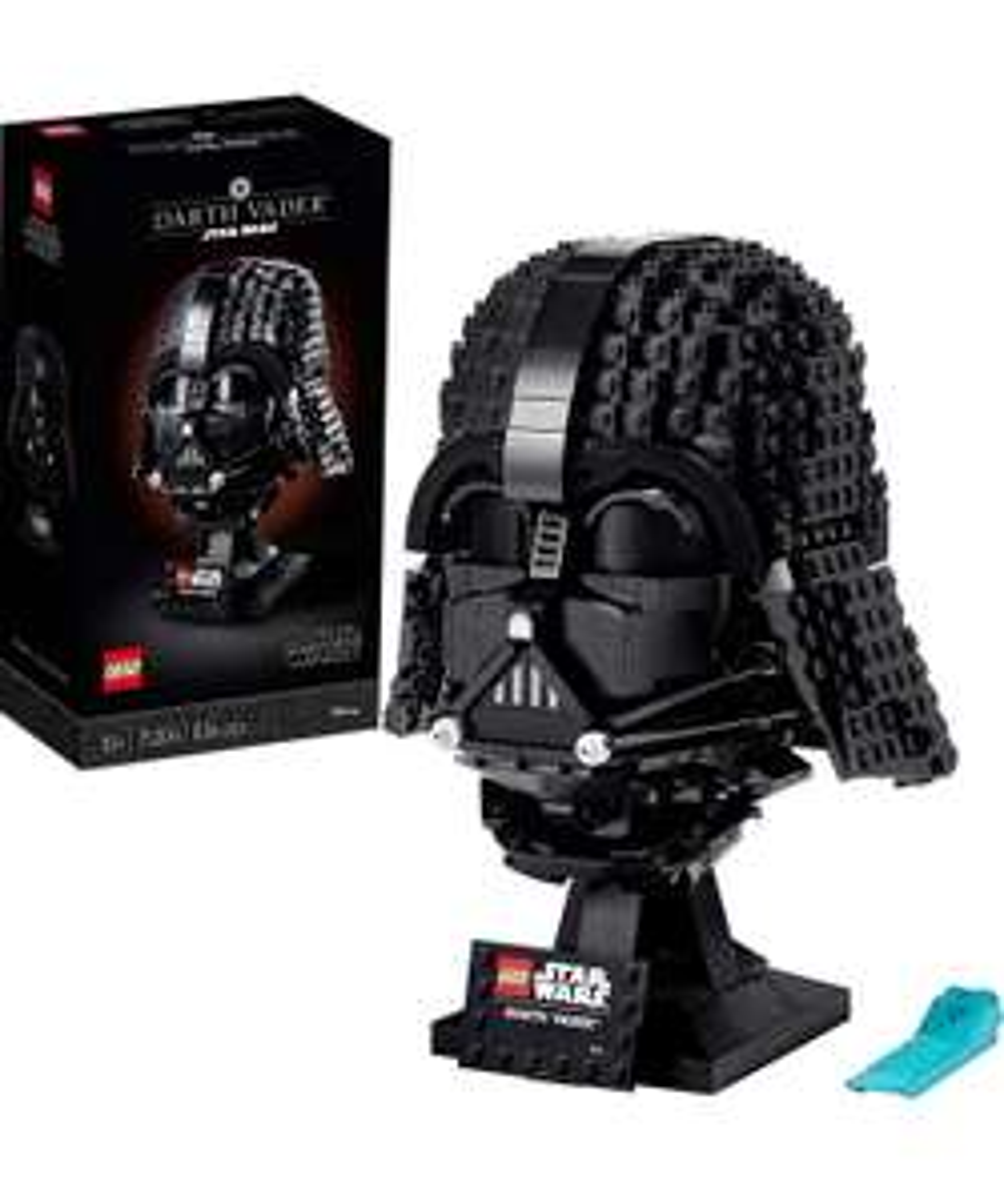 LEGO Star Wars 75304 Darth Vader Helmet Set for Adults / LEGO 75306 Imperial Probe Droid Adult Building Set £49.99 each at Smyths Toys