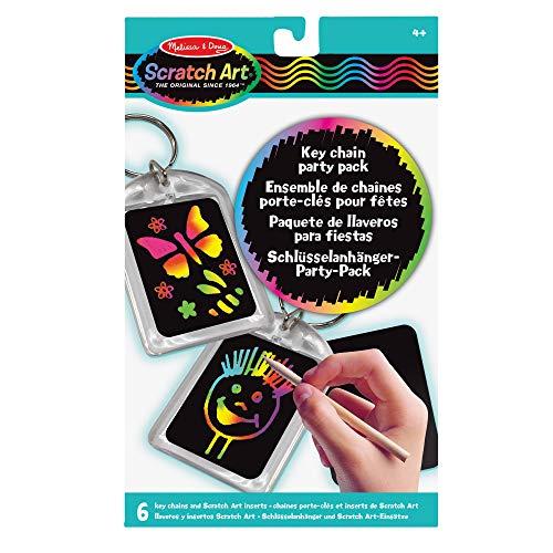 Melissa & Doug 15921 Key Chain, Multicolour, One Size £2.18 prime (+£4.49 nonPrime) at Amazon