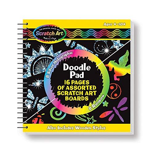 Melissa & Doug Scratch Magic Doodle Scratch Art 4+ £2.56 (+£4.49 nonPrime) at Amazon