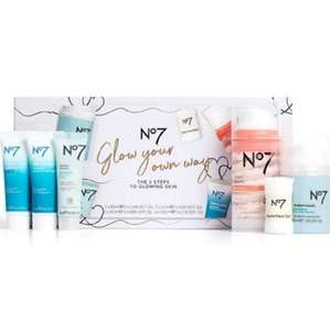 No7 Glow Your Own Way Gift Set - Now £13.60 (£1.50 collection) @ Boots
