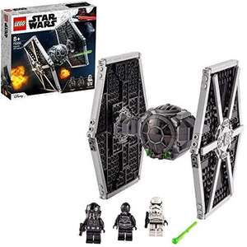 LEGO Star Wars 75300 Imperial TIE Fighter Toy £31.98 Delivered at Hamleys
