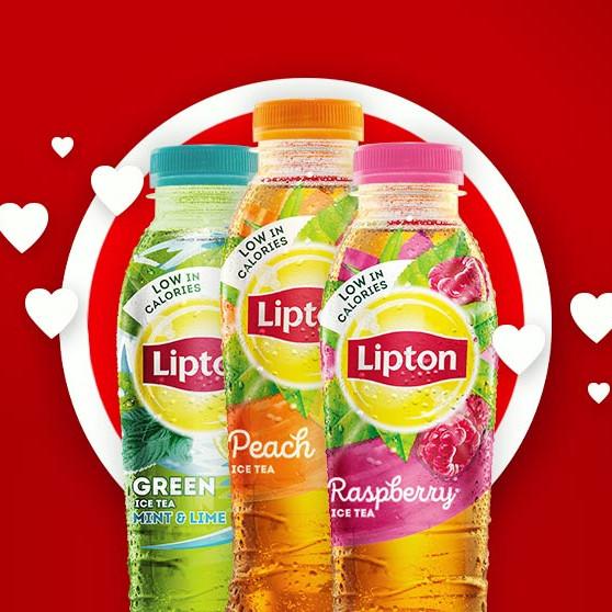 Free Lipton Ice Tea Drink from WHSmith (Friday 28/05) @ Vodafone VeryMe Rewards