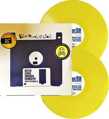 Better Living Through Chemistry (20th Anniversary Edition) (2-LP Yellow Vinyl) Fatboy Slim £15.30 (Prime) + £2.99 (non Prime) at Amazon