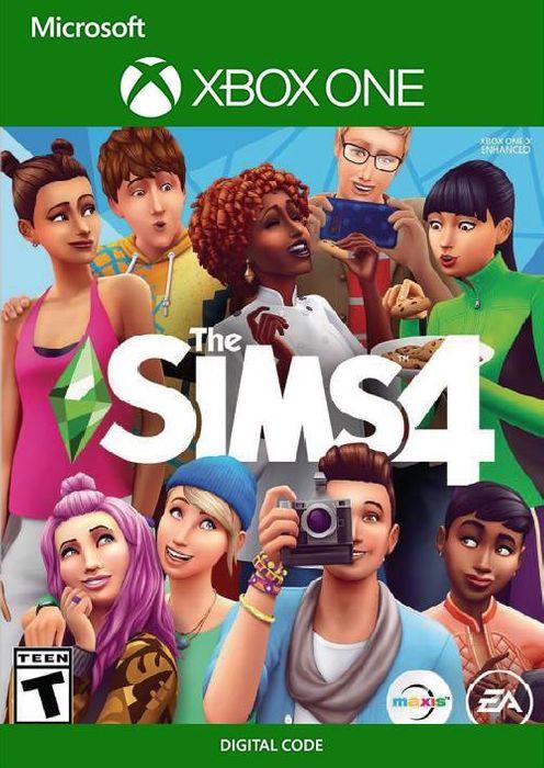 The sims 4 xbox one US (use vpn usa) - £3.49 @ CDKeys